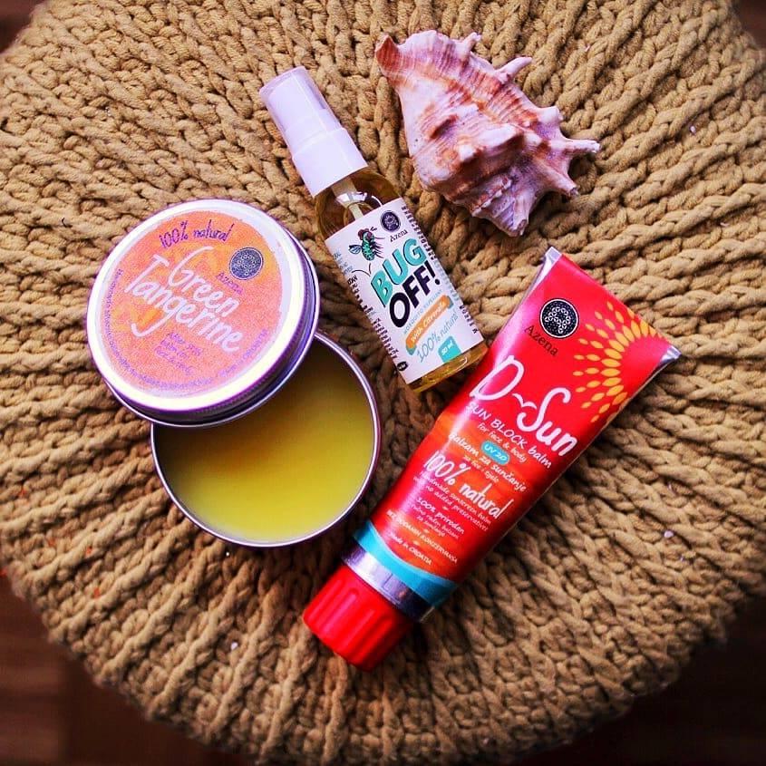 Razvoj poslovanja Društva Azena u djelatnosti proizvodnje prirodne kozmetike